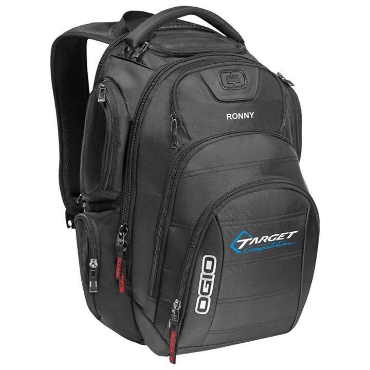 Backpack Ogio Target Competition Edition