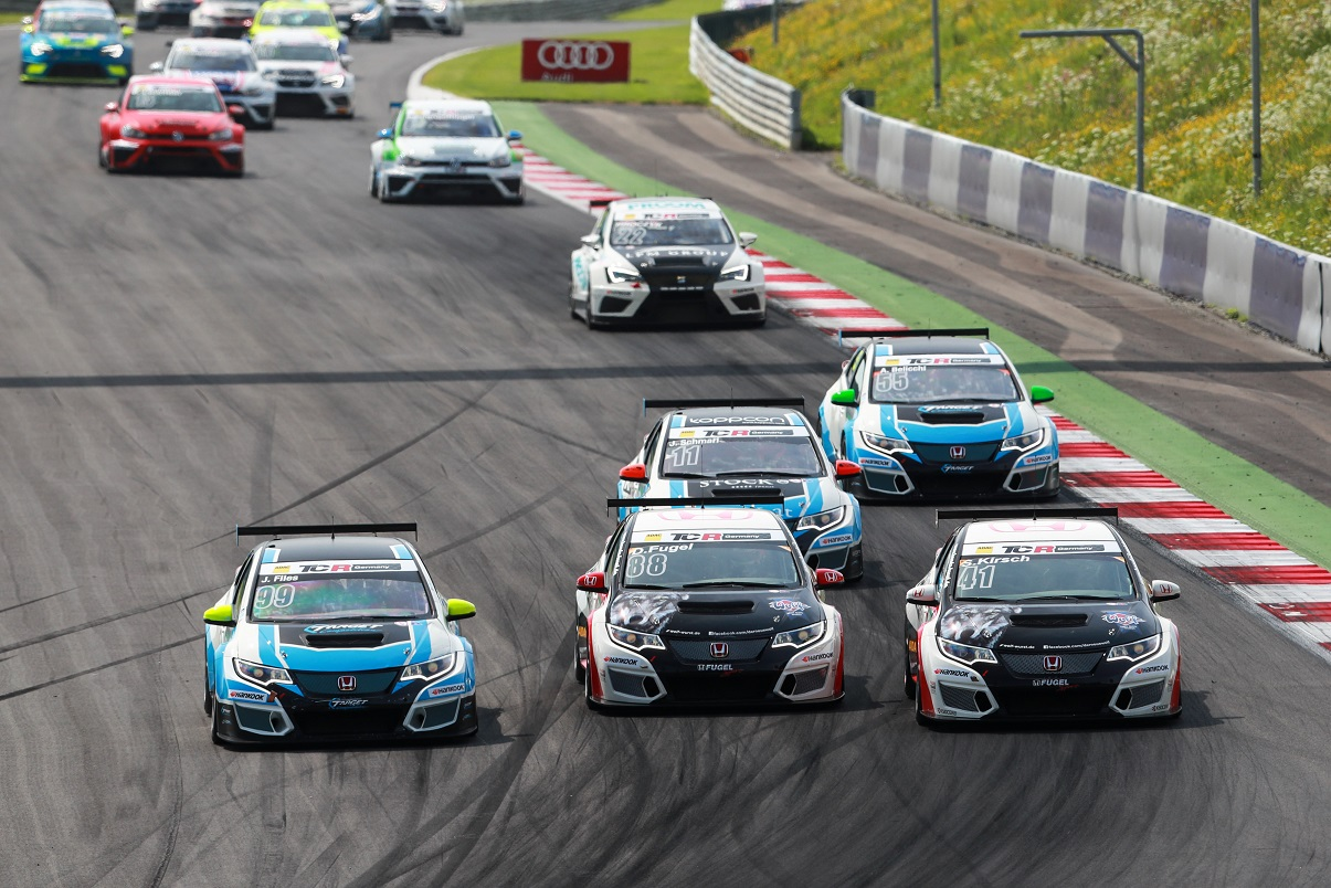 Motorsports / ADAC TCR, 4. Event 2016, Red Bull Ring, AUT