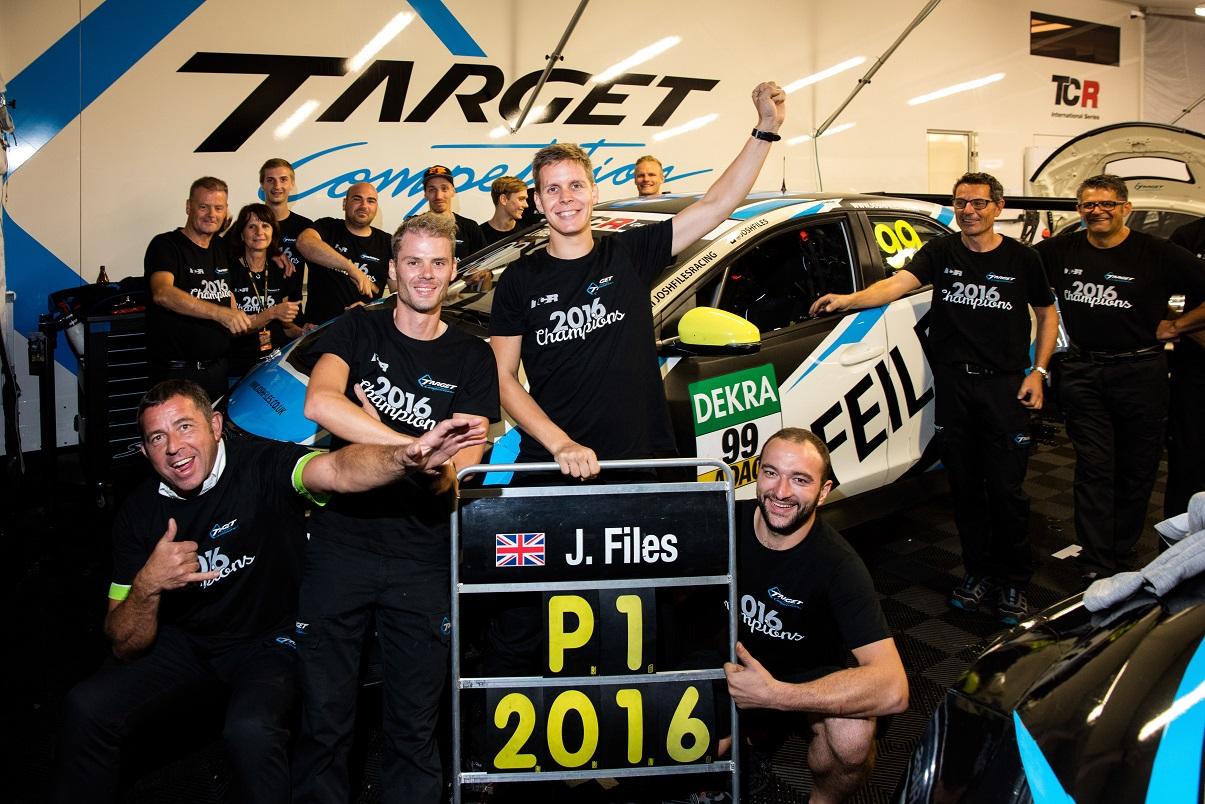Motorsports / TCR, 7. Event 2016, Hockenheim, GER