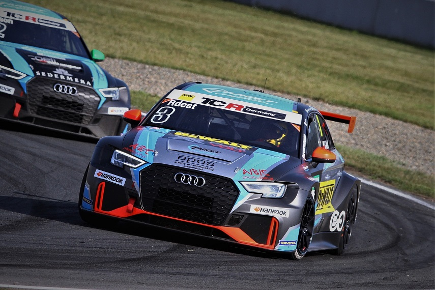 Audi RS3 LMS MY 2017 Chassie 032
