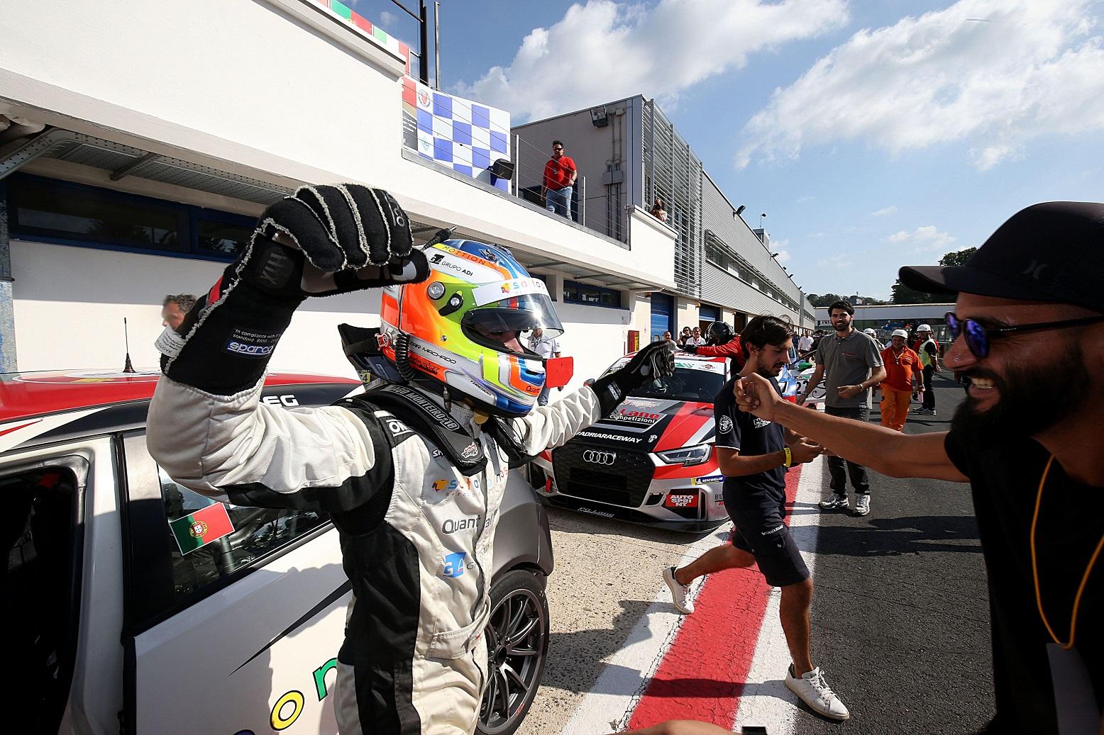 Cesar André Machado (Target, Honda Civic TCR #27)