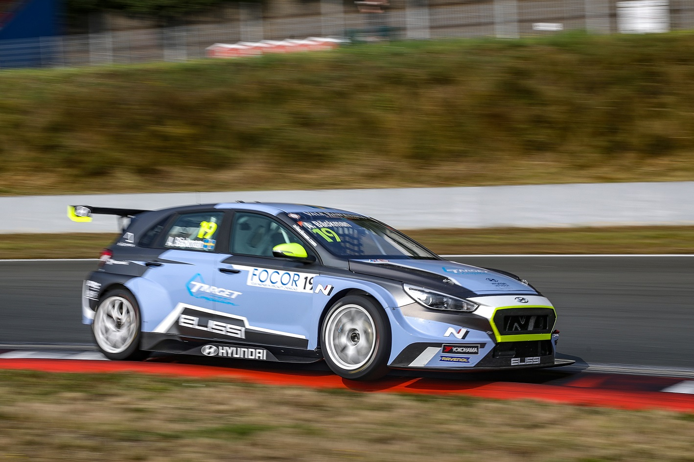 2019-2019 Oschersleben Qualifying---2019 TCR EUR Oschersleben Qualifying, 19 Andreas Backman_12